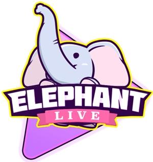ライブチャット エレファントライブ ロゴ