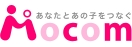 ビデオチャット モコム ロゴ